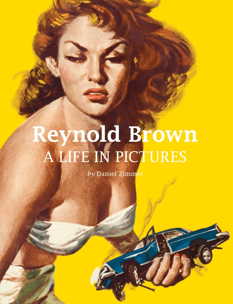 Reynold Brown Art